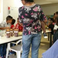 atelier goût : Rocher coco