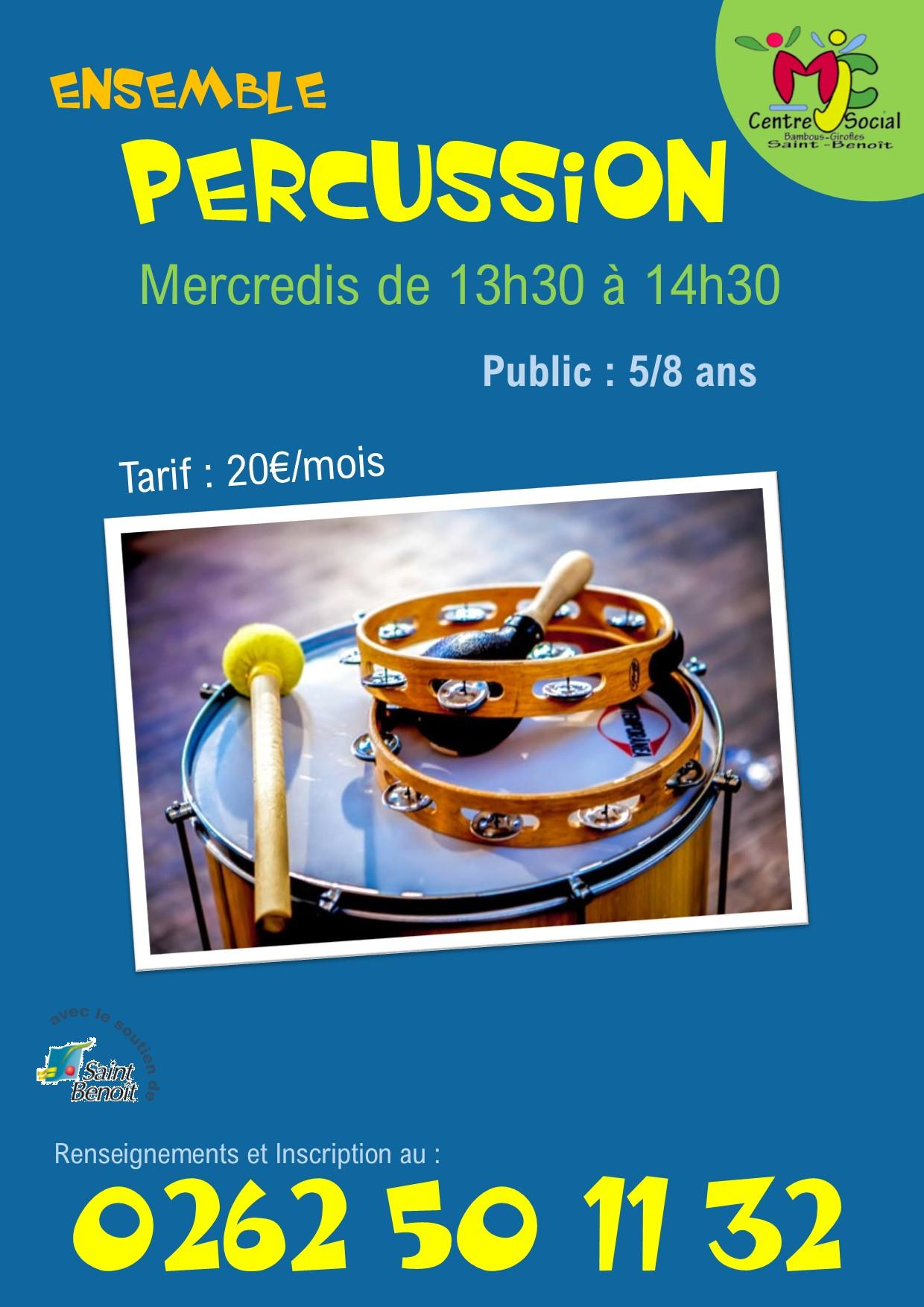 Ensemble percussion