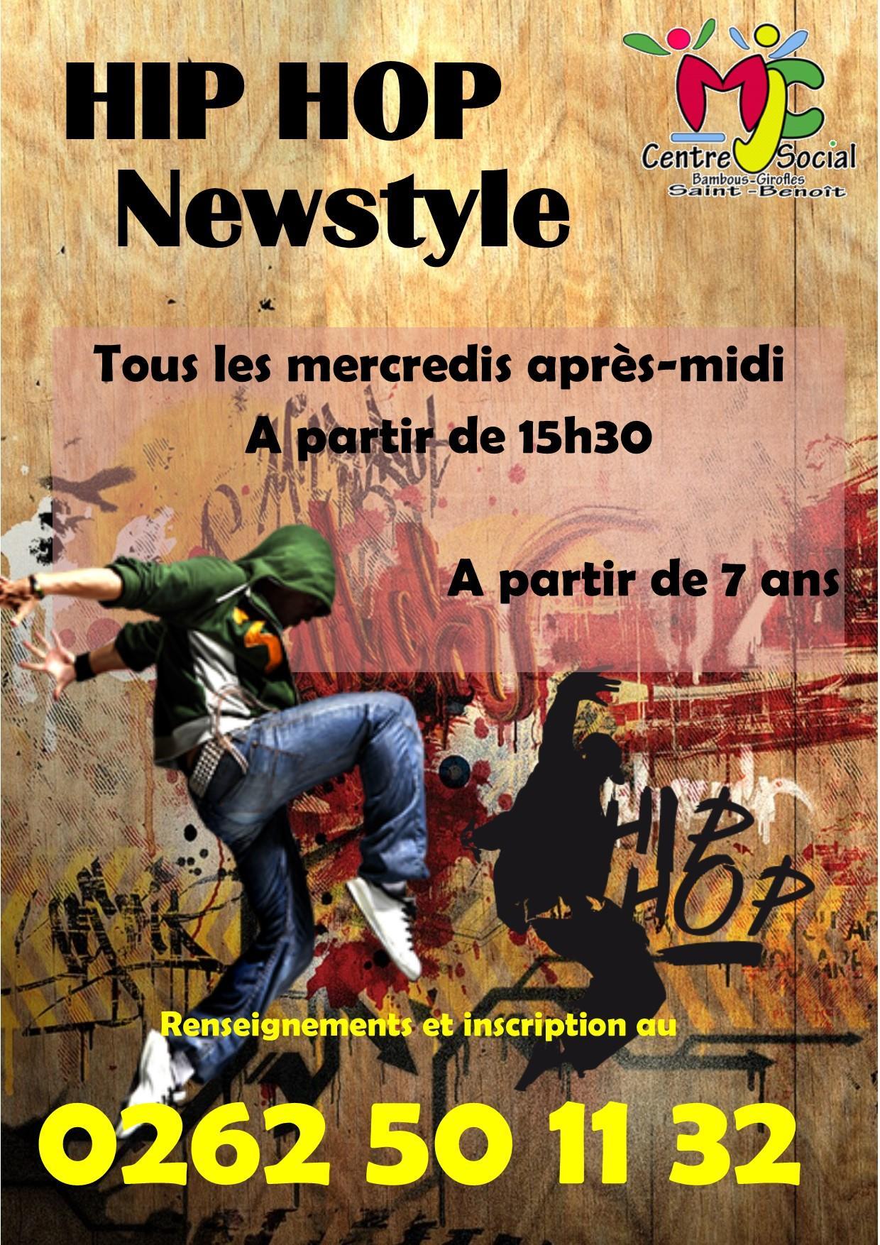Hip hop newstyle 1